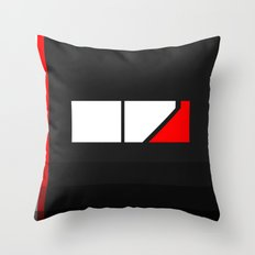 Minimal Effect Throw Pillow