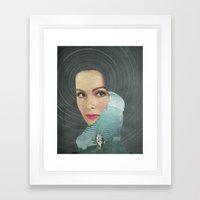 Glass Framed Art Print