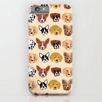 Dogs! iPhone 6 Slim Case