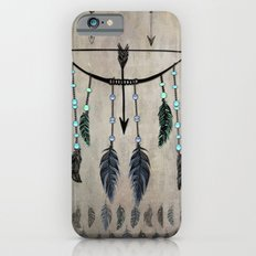 Bow, Arrow, and Feathers iPhone 6 Slim Case