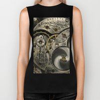 Clockwork Homage Biker Tank