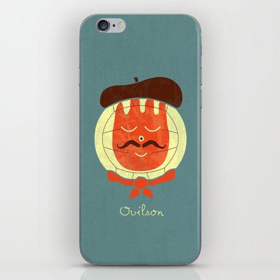 French Companion iPhone & iPod Skin
