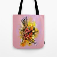Silent Thrill Tote Bag