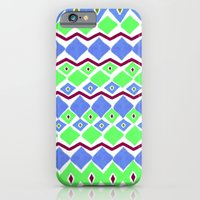iPhone & iPod Case featuring Tribe by Pink Pagoda Studio / Barbara Perrine Chu