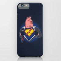 Super Bacon iPhone 6 Slim Case