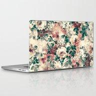 Quiet Garden Movement Laptop & iPad Skin