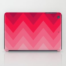 PINK OMBRÉ CHEVRON iPad Case