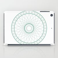 Anime Magic Circle 6 iPad Case