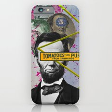 Public Figures -  Lincoln iPhone 6 Slim Case