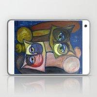 Love and Fear Laptop & iPad Skin