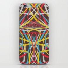 Popouoi Knox iPhone & iPod Skin