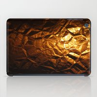 Golden Wrapper iPad Case