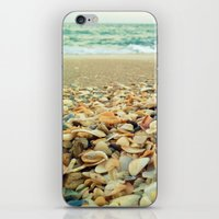 Shore and Shells iPhone & iPod Skin