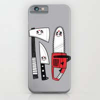 Happy Slasher Pals iPhone 6 Slim Case