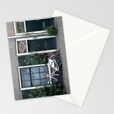 Doors and windows Stationery Cards