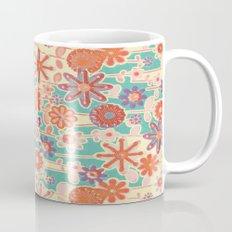 Motivo floral 2 Mug