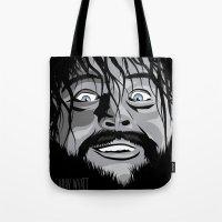 WWE - Bray Wyatt Tote Bag