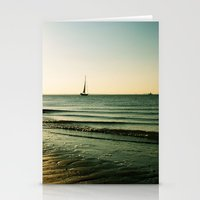 Sail Away Stationery Cards