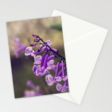 Mona Lavender Stationery Cards