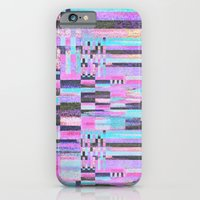 Pink Lines Of Chalk iPhone 6 Slim Case