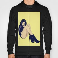 Legs And Shoes Hoody