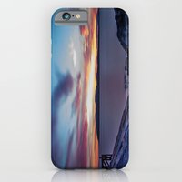 iPhone & iPod Case featuring Glorious Blue Night by Paul & Fe Photography