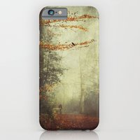 iPhone & iPod Case featuring Fall Feathers by Dirk Wuestenhagen Imagery