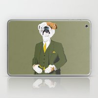 English Bulldog Laptop & iPad Skin