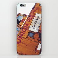 The Union Pacific Caboos… iPhone & iPod Skin