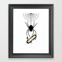 Halloween 4 Framed Art Print