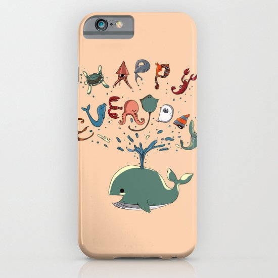 Happy Everyday iPhone & iPod Case
