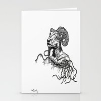 Khnum Stationery Cards