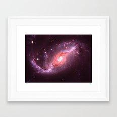 Your Own Galaxy Framed Art Print