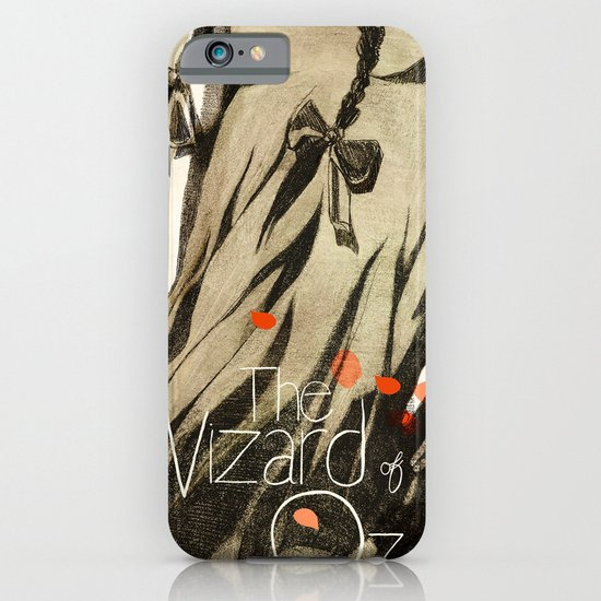 The Wizard of Oz iPhone & iPod Case