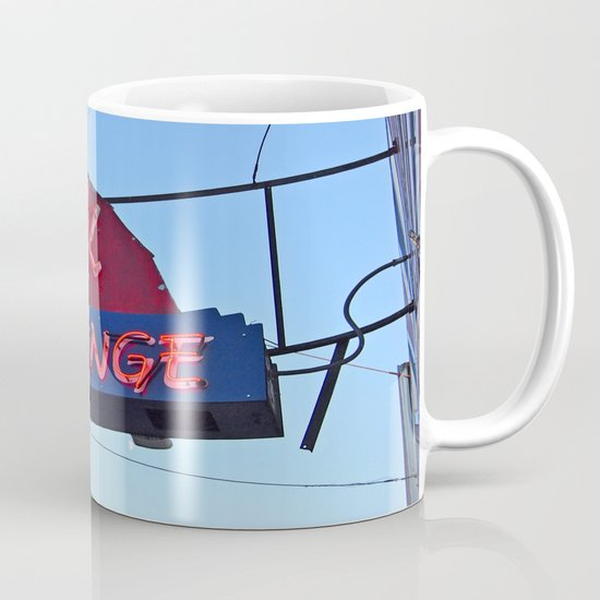 Historic neon Mug