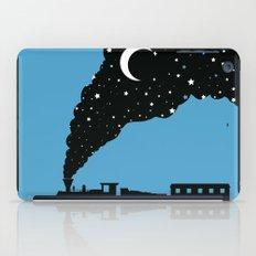 the night train iPad Case