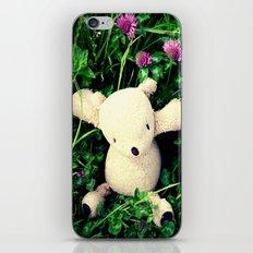 Clover Fields iPhone & iPod Skin