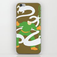 Dr. Octopus iPhone & iPod Skin
