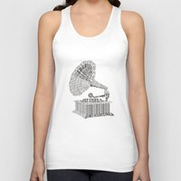 Music just for you Unisex Tank Top