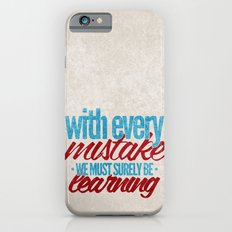 While My Guitar Gently Weeps.  iPhone 6s Slim Case
