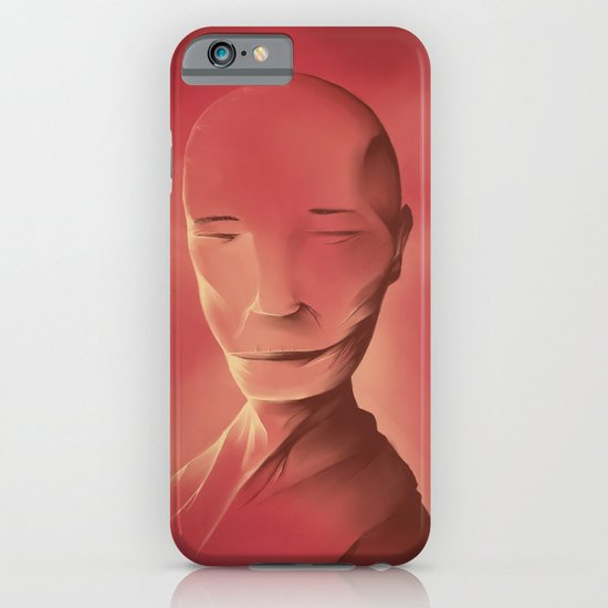 Peace of mind iPhone & iPod Case