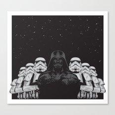 The Crew Canvas Print