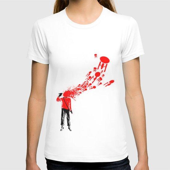 Trekkies in the Attic T-shirt