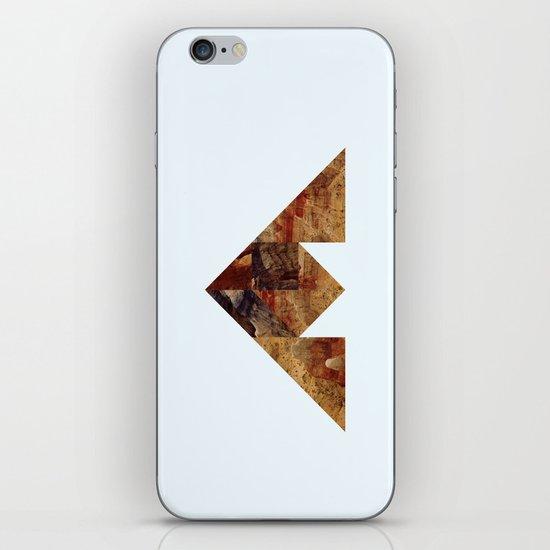COAL MOUNTAIN iPhone & iPod Skin