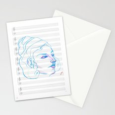 Music to My Eyes Stationery Cards