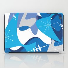 Blue Bam Boom iPad Case