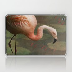 The Flamingo Laptop & iPad Skin