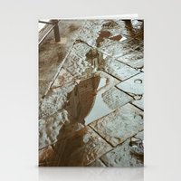 DUOMO VII - AFTER RAIN Stationery Cards