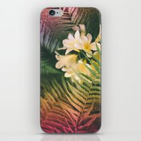 Jolly Jane iPhone & iPod Skin