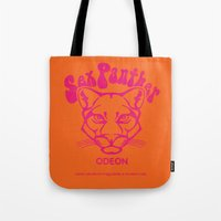 ANCHORMAN - Sex Panther  Tote Bag